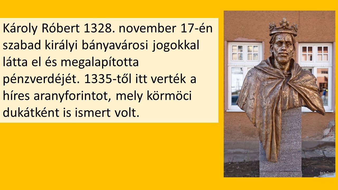 Károly Róbert 1328.