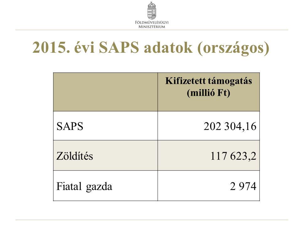 30 További magyar érdekek El kell kerülni a közvetlen támogatások renacionalizációját.