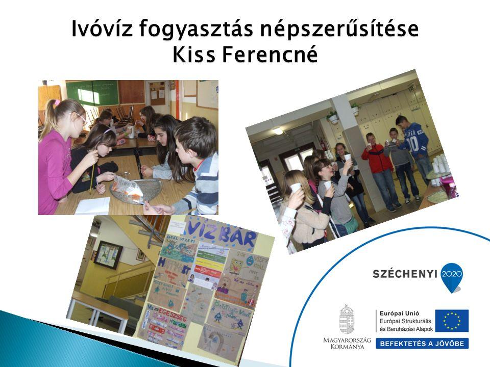 Egészségfejlesztési célú kommunikációs események Szabó Zoltánné