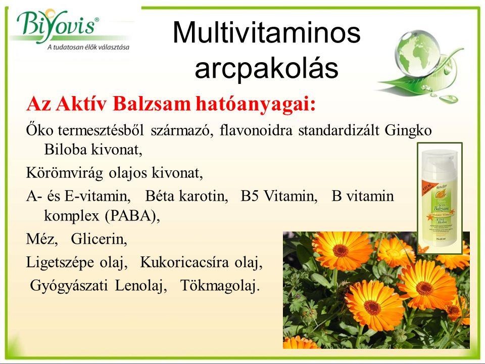 Napégésre, hámlásra regeneráló pakolás 1 teáskanál Aloe Vera Gél 1 teáskanál Aktív Balzsam 5-6 csepp LC Vitamin