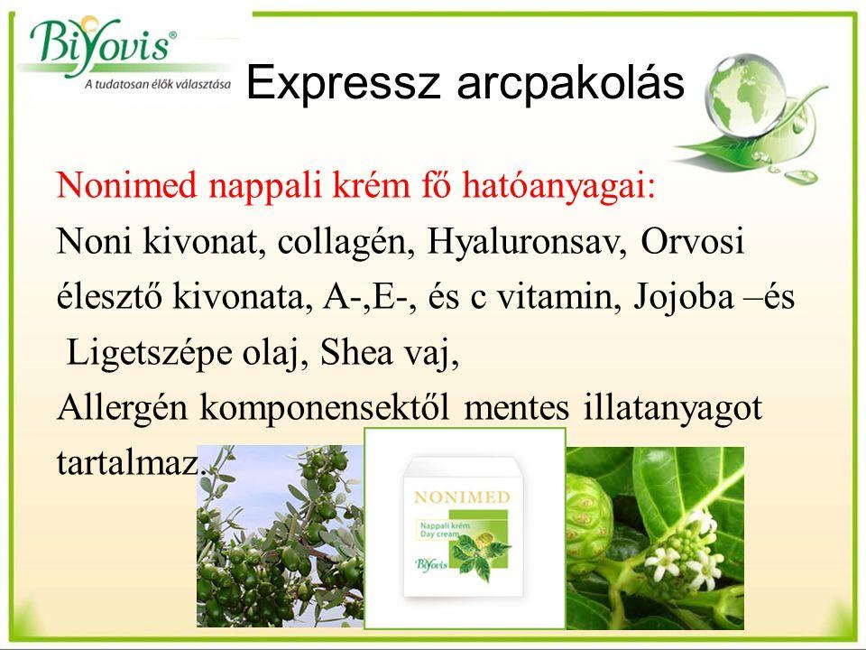 LC Vitamin cseppek (expressz arcpakolás)