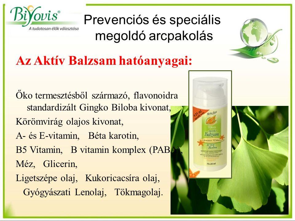 Herba Gold Foggél, Prevenciós és speciális megoldó arcpakolás 2.összetevő Árnika, Kakukkfű, Mirha, Centella asiatica kivonat Q-10 co-enzim C vitamin