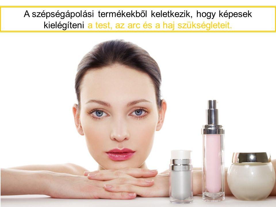 A szépségápolási termékekből keletkezik, hogy képesek kielégíteni a test, az arc és a haj szükségleteit.