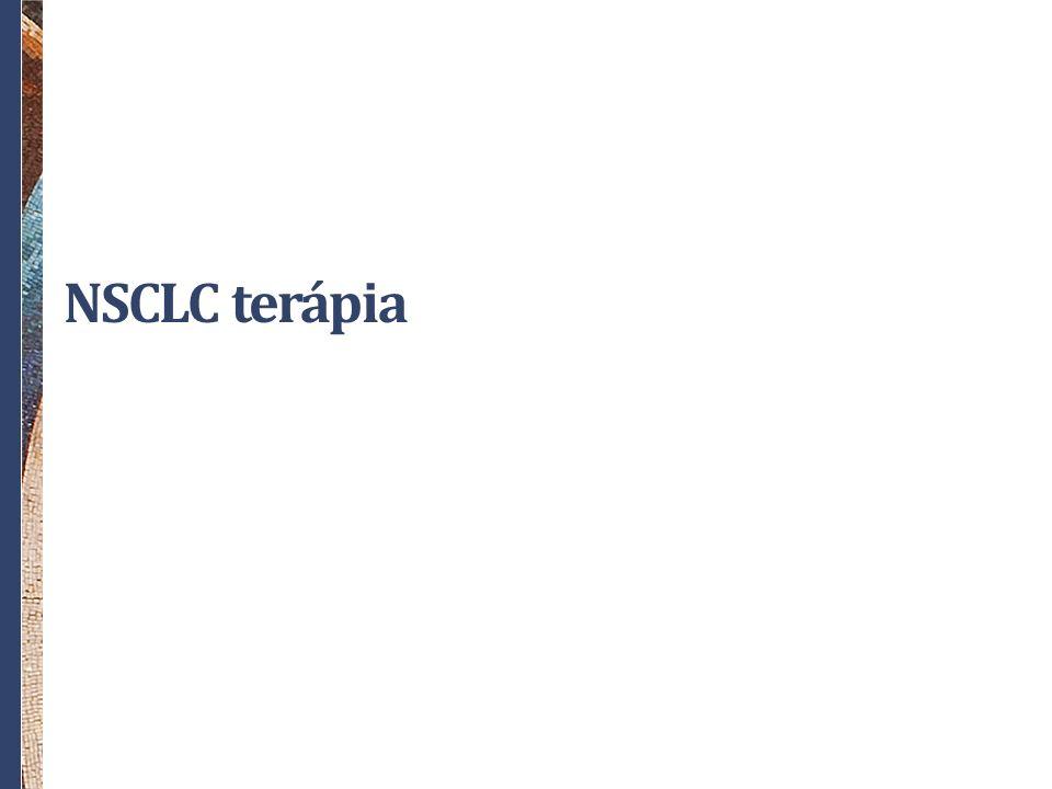 NSCLC terápia
