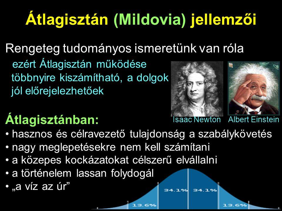 Extremisztán (Wildovia) jellemzői Kevés tudományos ismeretünk van róla és ami van, pl.