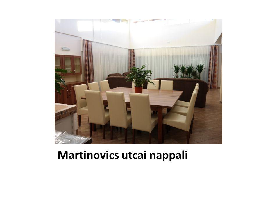 Martinovics utcai nappali