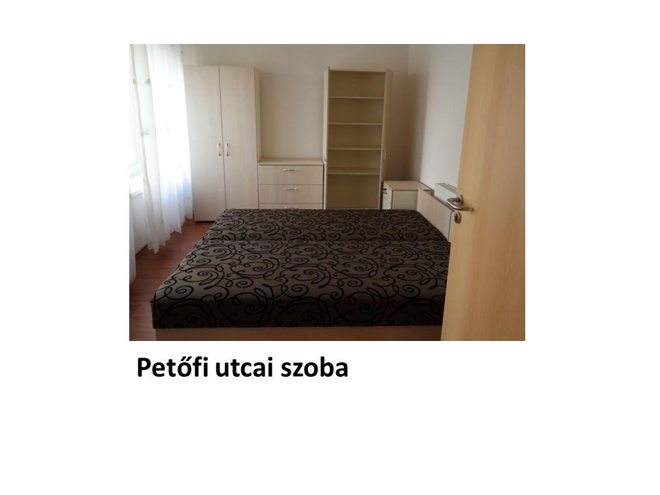 Petőfi utcai szoba