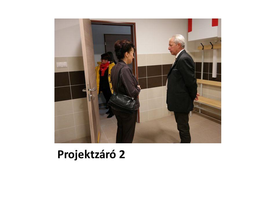 Projektzáró 2