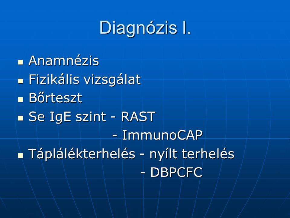 Diagnózis I.
