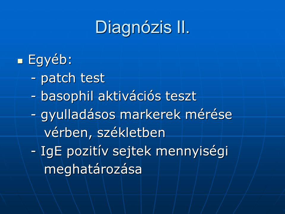 Diagnózis II.