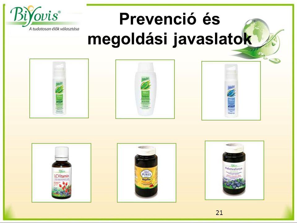 21 Prevenció és megoldási javaslatok