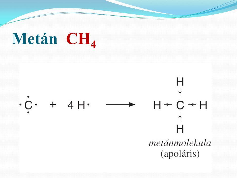 Metán CH 4