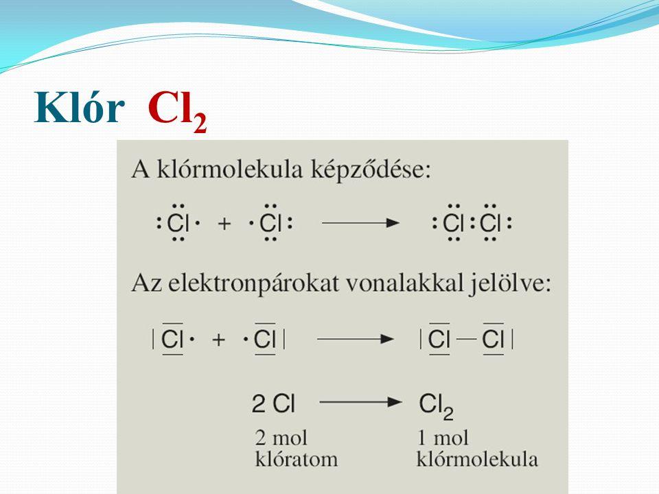 Klór Cl 2