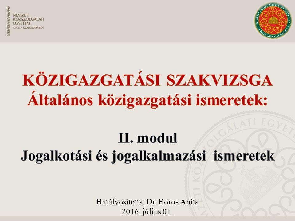 A magyar jogrendszer 3 jogrend forrásaiból épül fel: a hazai, belső (magyar) jog, a nemzetközi jog, az Európai Unió jogrendje.