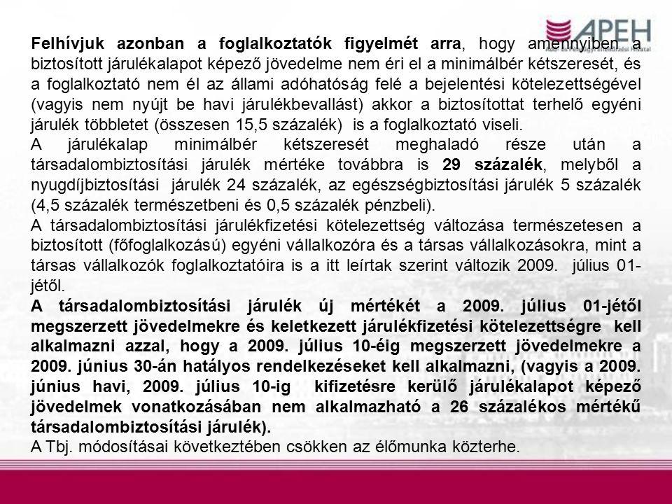 Az adózás rendjéről szóló 2003.évi XCII.