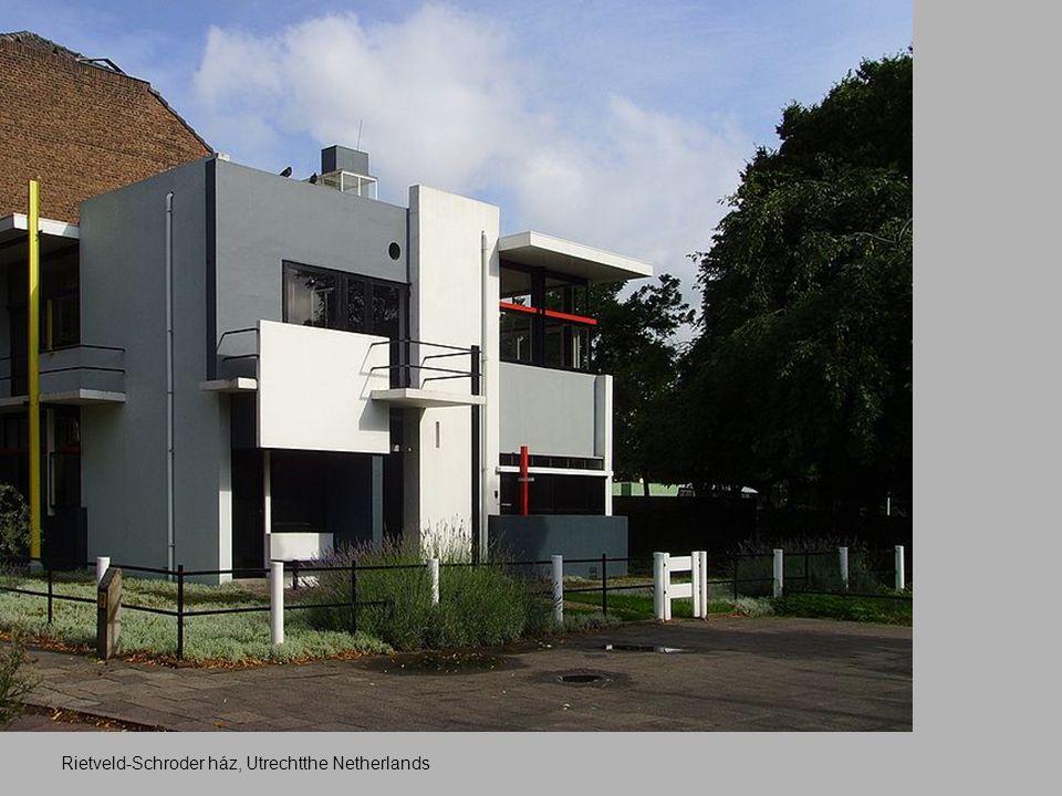 Rietveld-Schroder ház, Utrechtthe Netherlands