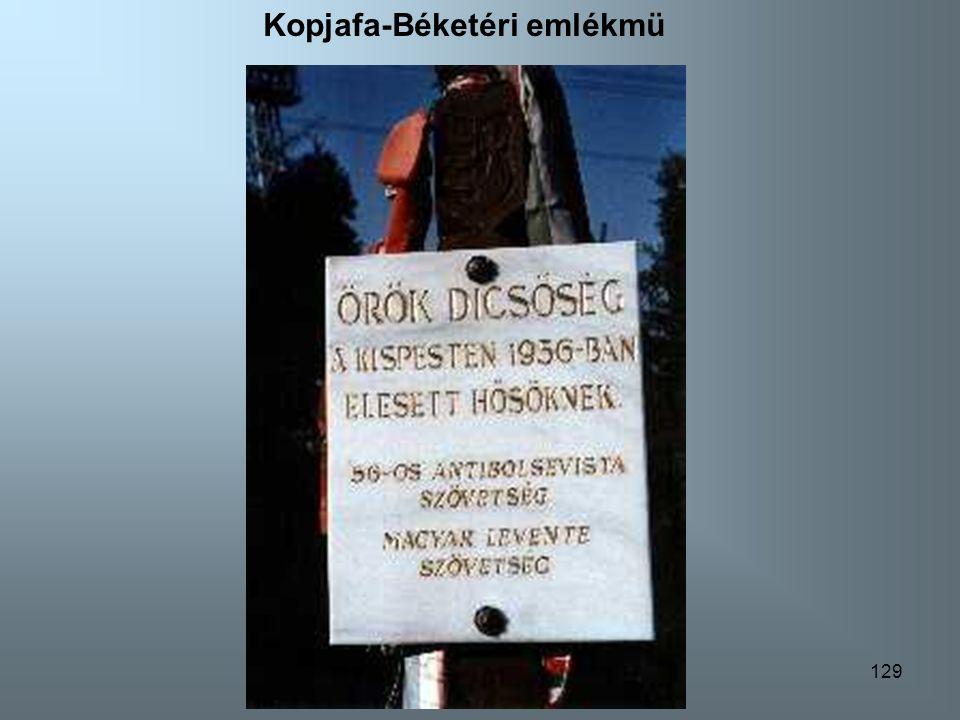 128 Székesfehérvári emlékmü