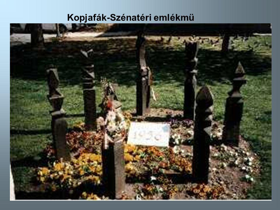 129 Kopjafa-Béketéri emlékmü