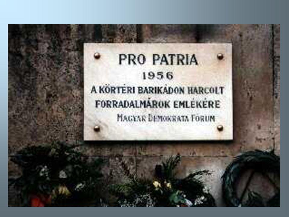 130 Kopjafák-Szénatéri emlékmü