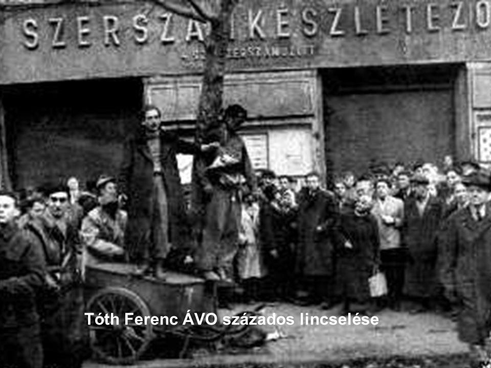 54 ÁVO-s tiszt igazolása - Eger
