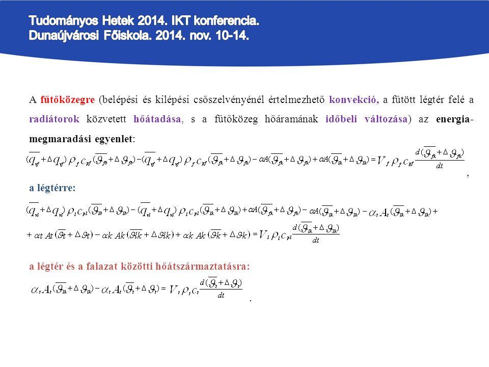 (ahol Nu – az átadásos és a vezetéses hőáram hányadosaként értelmezett Nusselt-szám; Re – a tehetetlenségi erő és a belső súrlódási erő hányadosaként ismert Reynolds-szám; Pr – a Peclet-szám (a konvektív és vezetéses hőáram viszonya) és a Reynolds-szám arányaként adódó Prandtl-szám; Gr – a térfogategységre eső felhajtóerő és a belső surlódási erő viszonyaként megadható Grashof-szám).