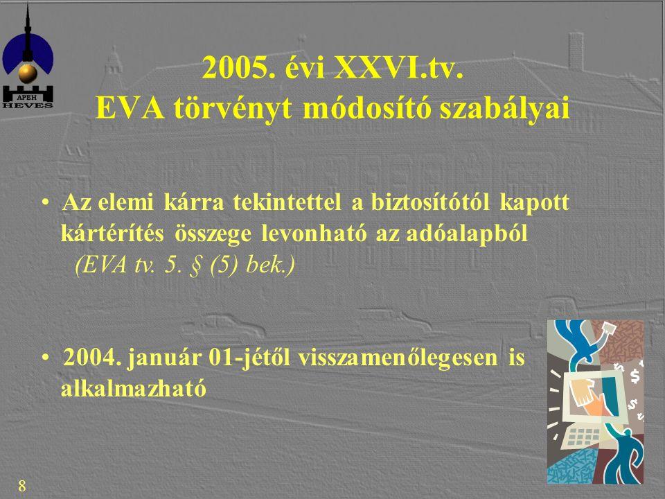 8 2005. évi XXVI.tv.