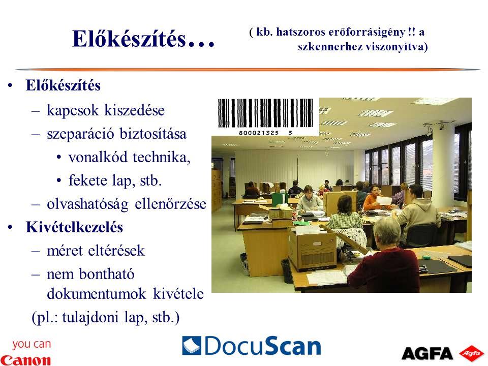 Kovács Gábor www.docuscan.hu Köszönöm a figyelmüket!