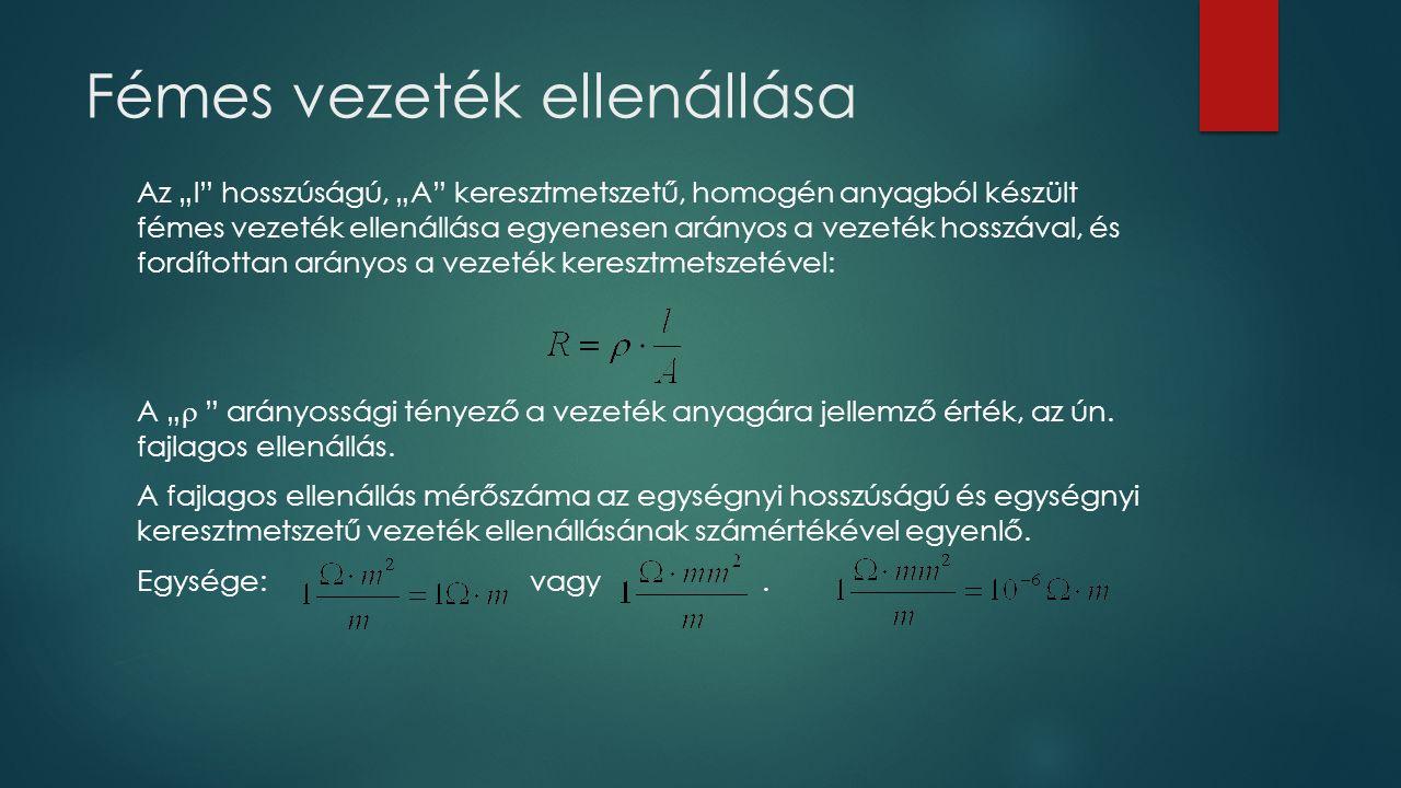 Telepek jellemző adatai A galvánelemek olyan elemek, amelyek kémiai energiát elektromos energiává alakítanak.