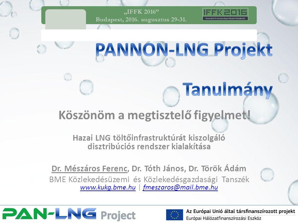 Dr. Mészáros Ferenc, Dr. Tóth János, Dr. Török Ádám BME Közlekedésüzemi és Közlekedésgazdasági Tanszék www.kukg.bme.hu | fmeszaros@mail.bme.hu www.kuk