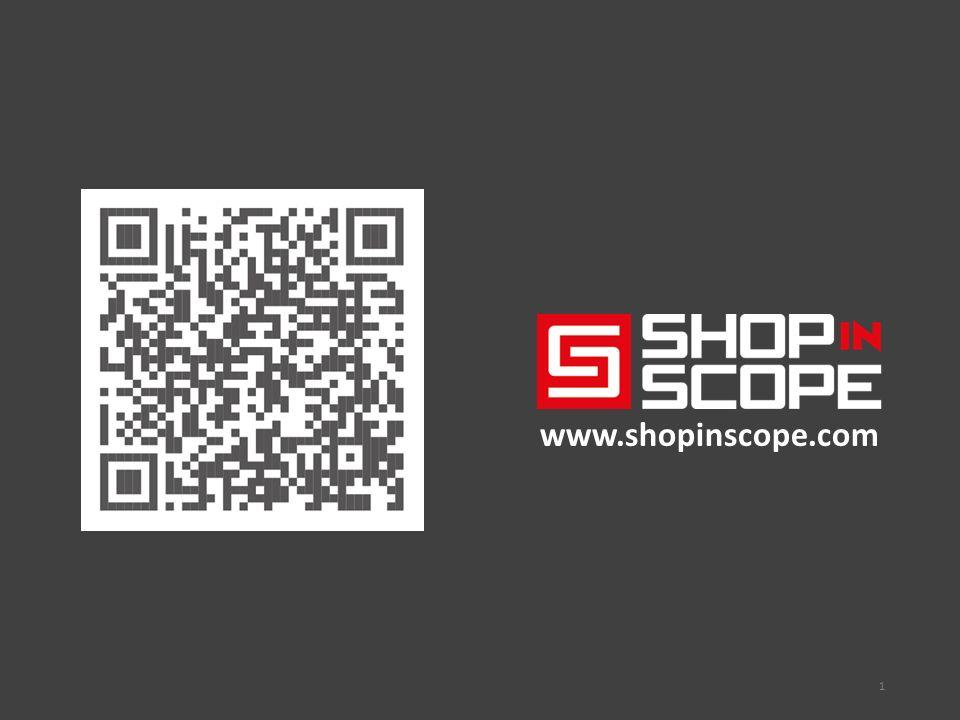 Új konverziós lépcsők Belépés Útvonal (megtekintések) Tranzakció Statisztikai adatok integrálása 12 www.shopinscope.com