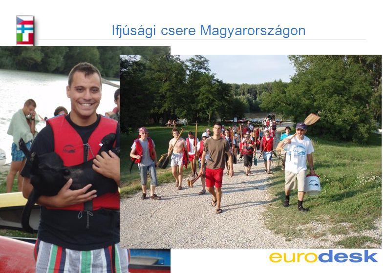 Ifjúsági csere Magyarországon