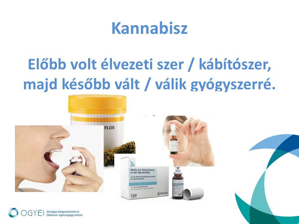 Jelenleg is adott a lehetőség… Különös méltánylást érdemlő betegellátási érdek Adott beteg szakorvosa kérelmezheti formanyomtatványon A behozatalhoz ENKK engedély is szükséges, mivel kábítószer!
