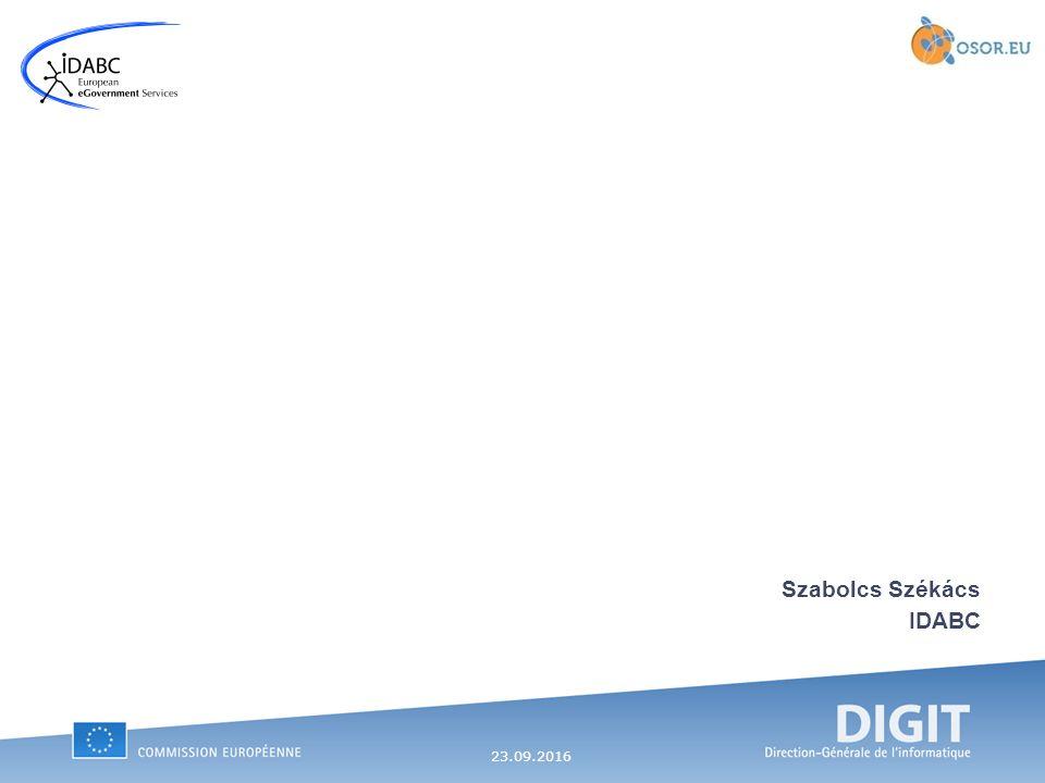 2 /18 01 Dec 2008 FLOSS & a közigazgatás A nyílt forráskódú szoftverek használata elősegítheti a közös alapokra épülő IT megoldások kialakítását a európai közigazgatásban.