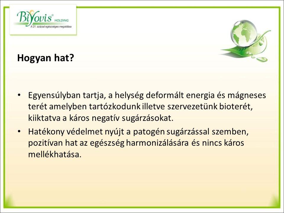 Hol javasolt a Bioprotector használata.