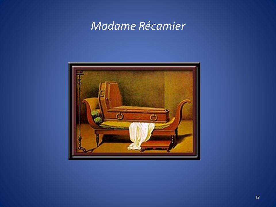 Madame Récamier 17