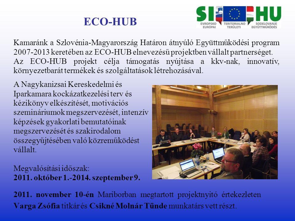 ECO-HUB 2011.