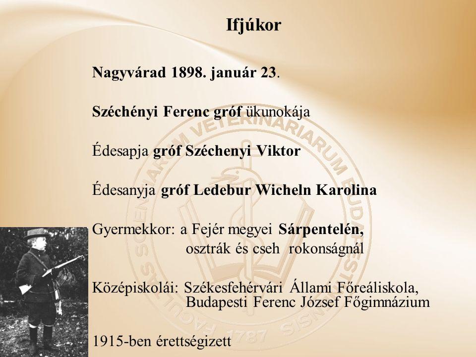 Ifjúkor Nagyvárad 1898. január 23.