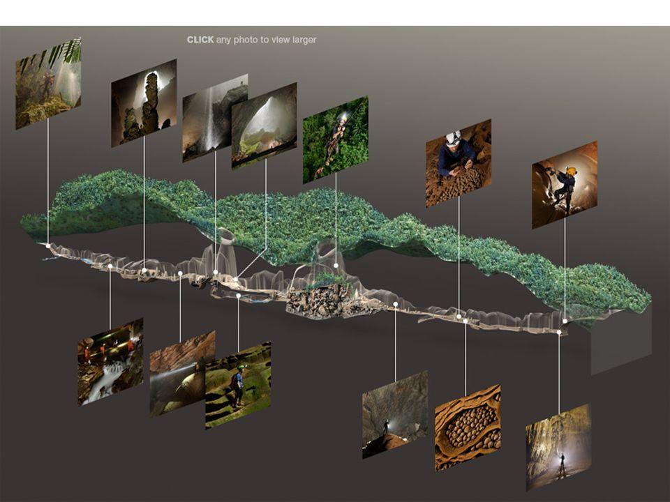 2009-ben egy Howard Limbert vezette expedíció derített fényt az elképesztő természeti csodára.