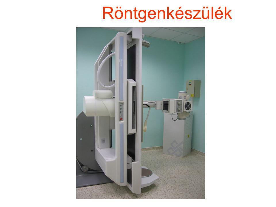 Röntgenkészülék