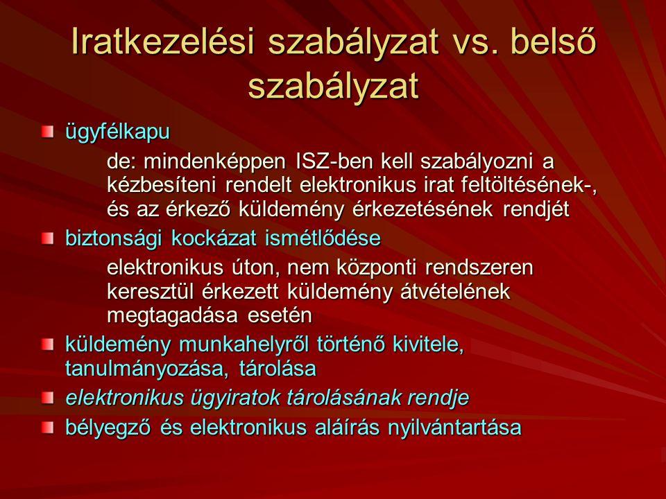 Kormányrendelet vs.