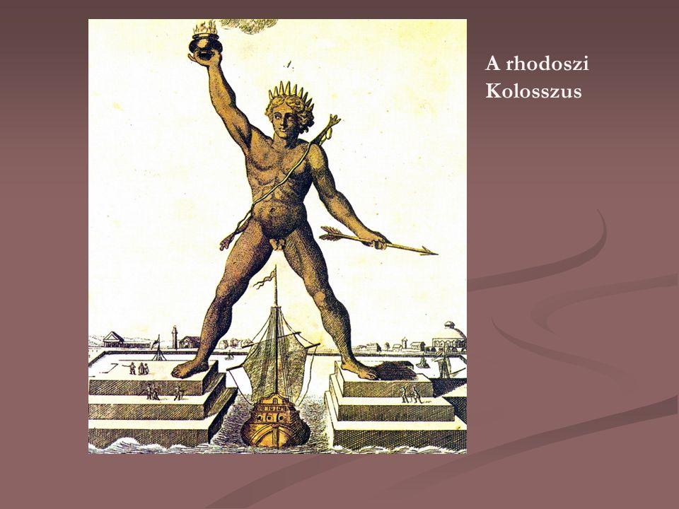 A rhodoszi Kolosszus
