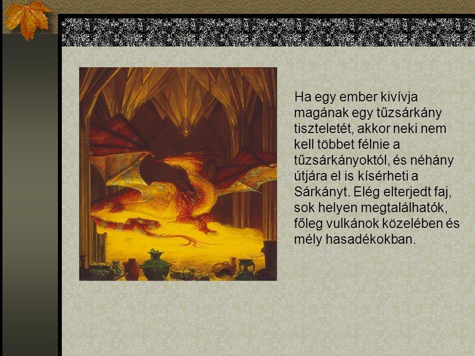 Nagy Földi sárkányok A bolygónkon található leggyakoribb Sárkányfaj a nagy földi Sárkány, vagy közismertebb nevén a Draco rex Cristatus.