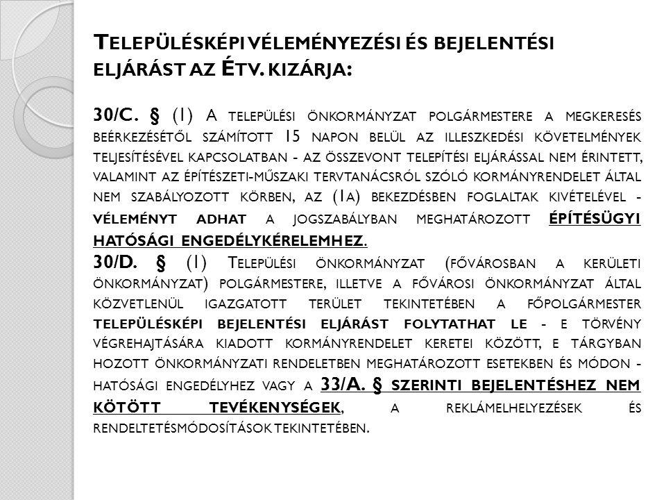 E LJÁRÁSREND 456/2015. (XII. 29.) K ORM. RENDELET