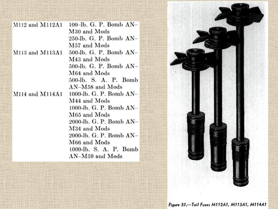 M-112 gyújtószerkezet Fenékgyujtó