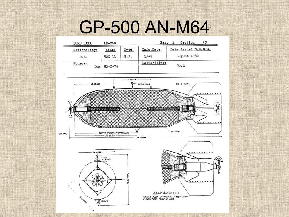 GP-500 AN-M64