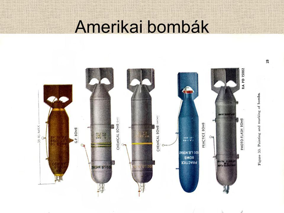 Amerikai bombák