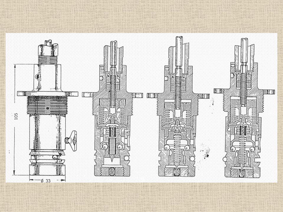 M-132 gyújtószerkezet fenékgyujtó