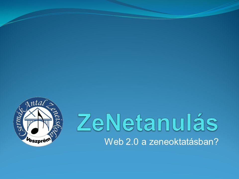 Web 2.0 a zeneoktatásban