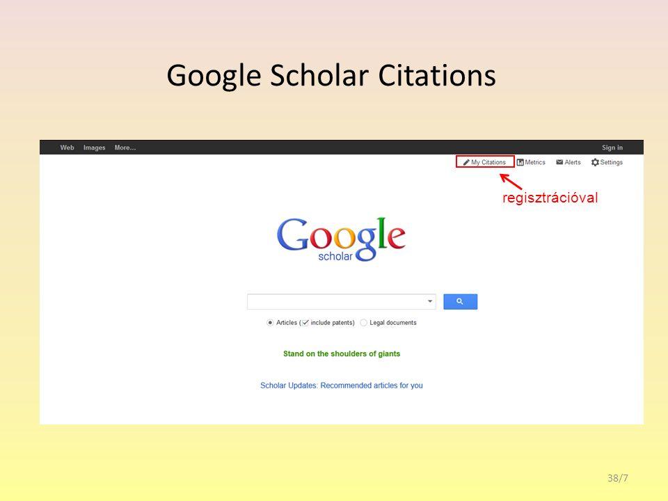 """""""PageRank megjelenése a mutatószámok között Teljesítménymutatók, amelyek az idézeteket súlyozzák a minőségük alapján Eigenfactor (Washingtoni Egyetem), SCImago (spanyol egyetemek) Ezek az algoritmusok a Google módszeréhez hasonlóak: weboldalak helyett folyóiratokat rangsorolnak """"idézésük szerint, s figyelembe veszik, hogy honnan érkezett az idézet (súlyozás) A fenti két mutatószám jobb megértését önálló weboldalaik is segítik, ahol az értékek ingyenesen kereshetők is."""