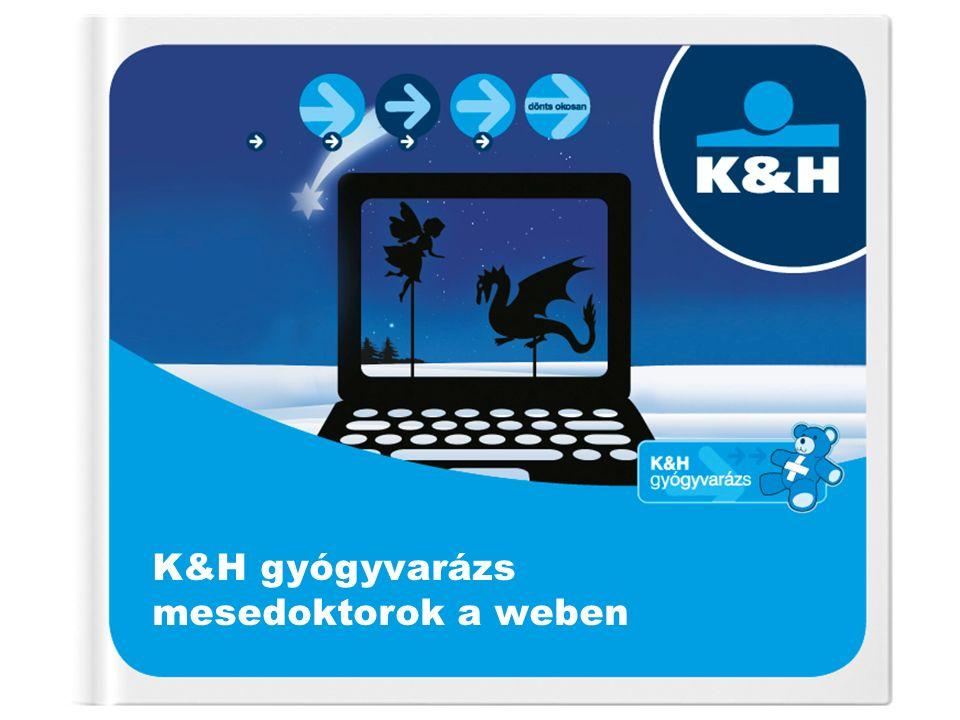 K&H gyógyvarázs mesedoktorok a weben